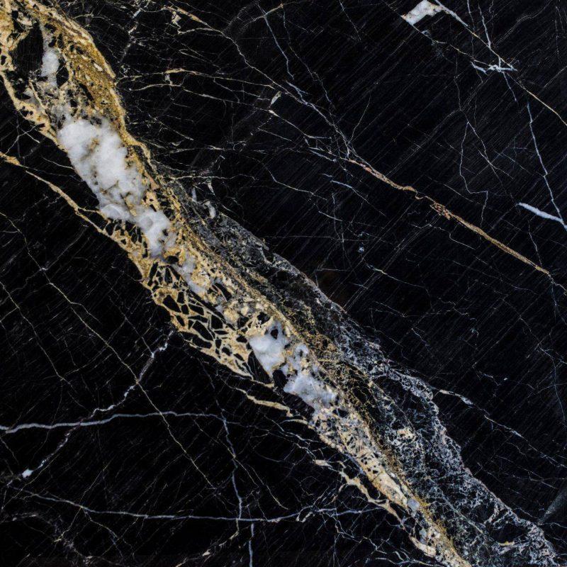 3d black marble tiles