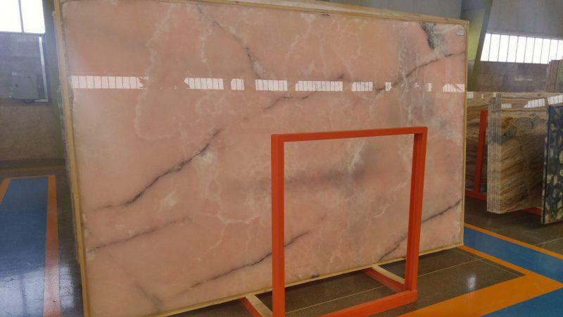 Pink Onyx Slab : Pink onyx slab marble e market