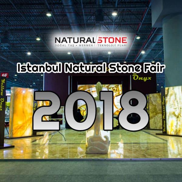 istanbul natural stone fair 2018