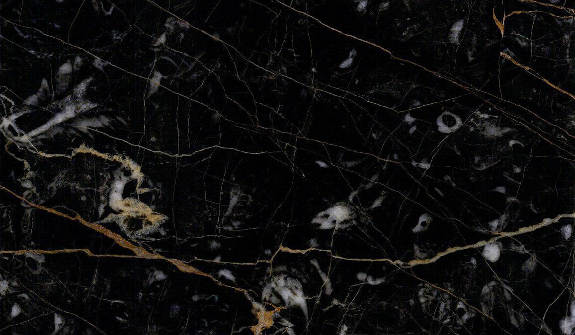 Golden Black Marble Tile