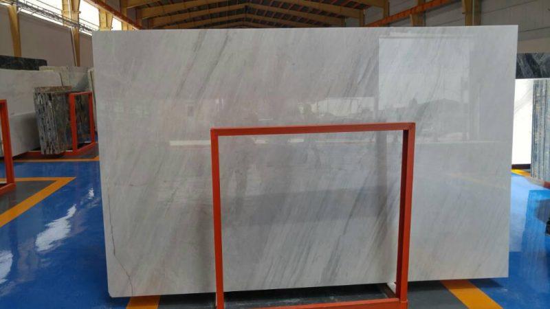 Persian White Marble Slab