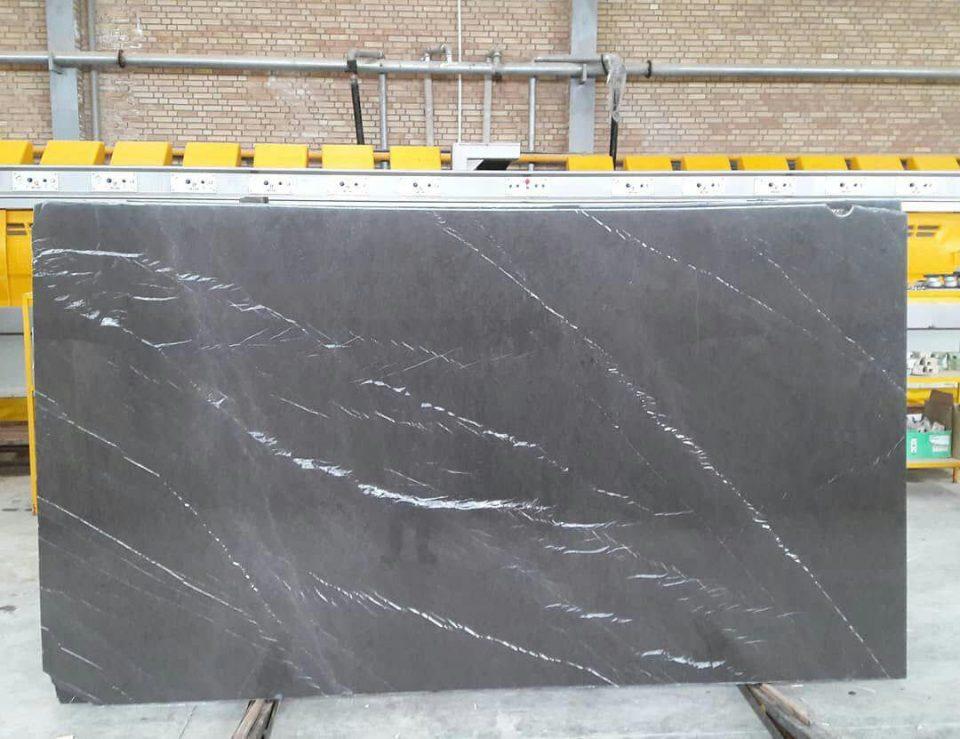 Grey Pietra Slab