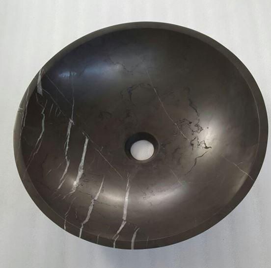 Pietra Grey Marble Basin