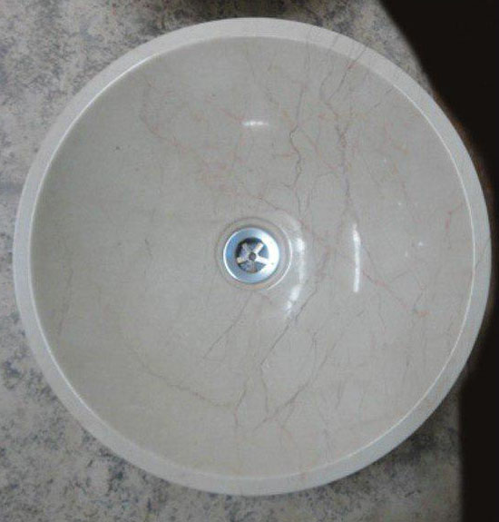 Royal Botticino Marble Basin