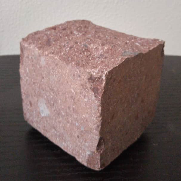 Red Granite Cubic