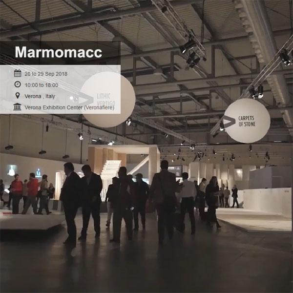 Marmomacc Verona Exhibition