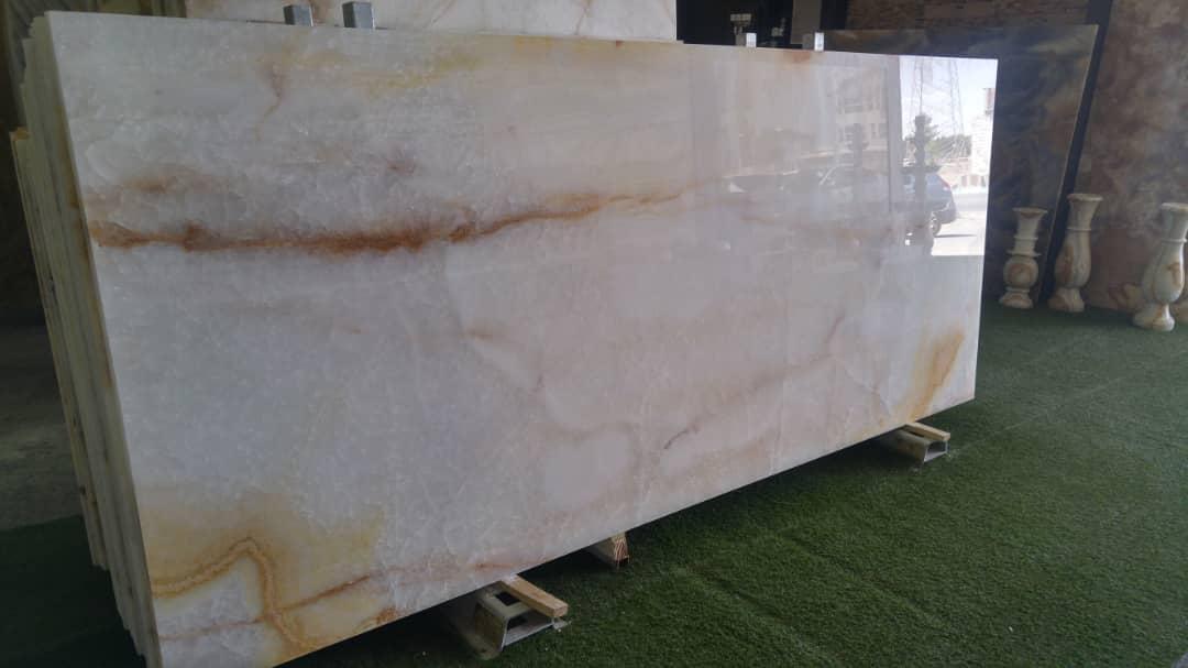 White Onyx lab